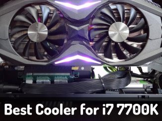Best Cooler for i7 7700K