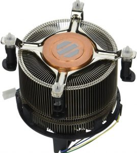 Intel BXTS15A Fan Heatsink Air Cooling