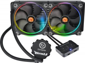 Thermaltake CL-W138-PL14SW-A Water Cooler
