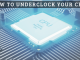 How to underclock your CPU