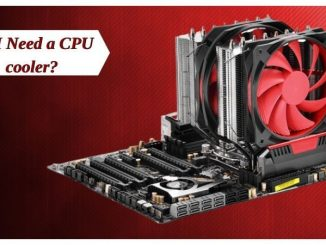 When do you need a CPU cooler?