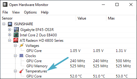 Is 70 degrees Celsius hot for a GPU?